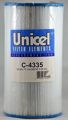 Unicel C4335 4000 Series 35 Square Foot Filter Cartridge for Pool