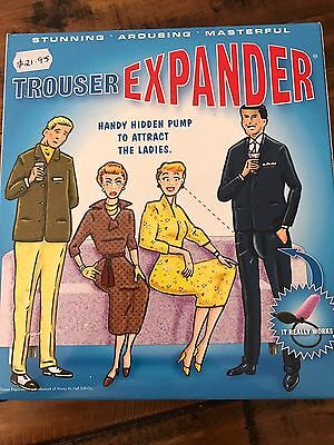 Brand New Adult Novelty Trouser Expander - Willy