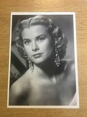 VINTAGE PHOTO POSTCARD - FAMOUS STAR - Grace Kelly Princess of Monaco