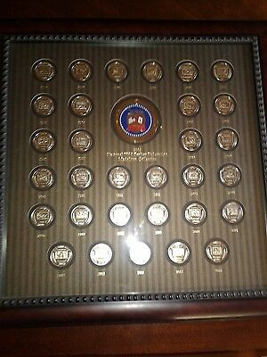 National Wild Turkey Medallion Collection  1976 – 2006