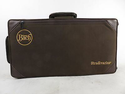 Bach Single Trumpet Stradivarius Cloth Hard Case vincent [Lot 062317]