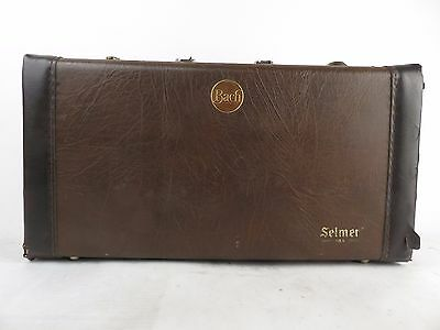 Bach Single Trumpet Stradivarius Hard Case Old Style vincent [Lot 062318]