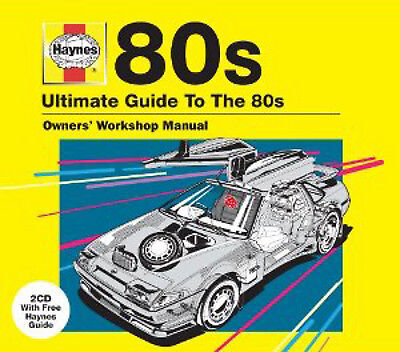 Various Artists : Haynes 80s: Ultimate Guide to the 80s CD (2011) ***NEW***