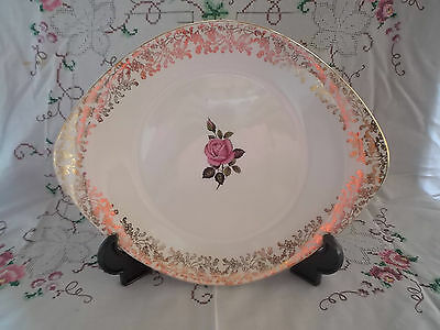 Vintage 1960s Cake Plate Lord Nelson China Gateaux Plate/Bread