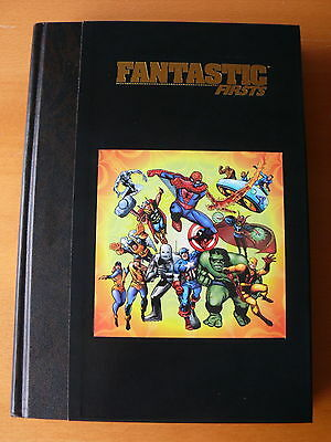 Marvel Limited: ' Fantastic Firsts '  1st Edition - Mint