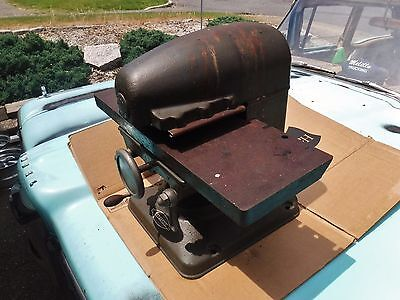 Vintage KING SEELEY ALIEN Craftsman Thickness Surface Planer 103.1801