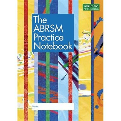 The ABRSM Practice Notebook.