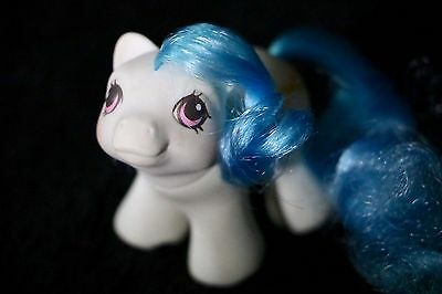 Vintage My Little Pony * DANGLES *  Newborn Baby Pony MLP G1