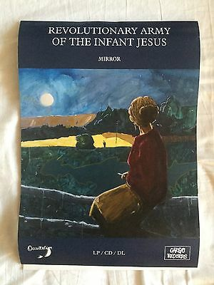 Revolutionary Army of the Infant Jesus - Mirror      Promo poster  - mint