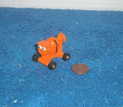 Bob the Builder mini 1.5 inch die cast DIZZY the Cement Mixer Learning Curve