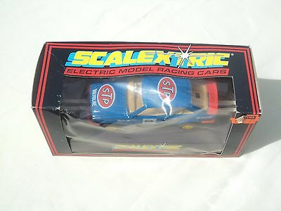 Scalextric C.460 STP ESCORT XR3i with box