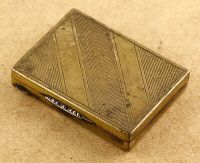 Vintage Compact 39x53mm