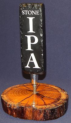 Great Stone Brewing Company Stone IPA Pub Bar Beer Tap Handle Good Condition