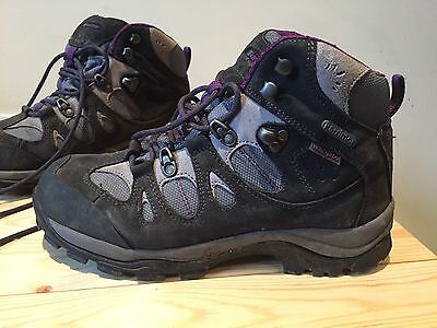 Karrimor Waterproof Ladies Walking Boots - Size 7 - Used Twice -BARGAIN £29 ono