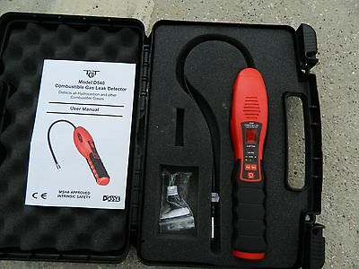 Techno Tools - D540 - all Hydrocarbon and Combustible Gas Leak Detector (VGC)