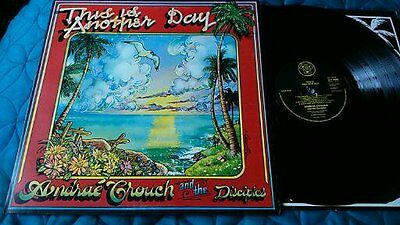 Andrae Grouch - This Is Another Day- Djm Lp
