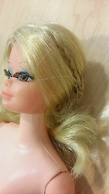 1968 vintage PJ doll MOD Barbie's friend TWIST 'N TURN
