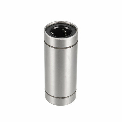 LM20LUU 20mmx32mmx80mm Double Side Rubber Seal Linear Motion Ball Bearing