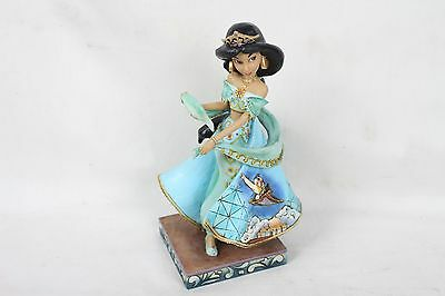 Jim Shore Aladdin Princess Jasmine Shining Shimmering Splendid Disney 4026080