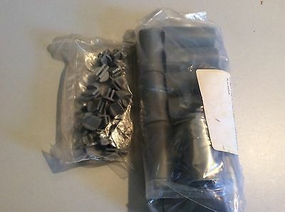 Brand New Lot Of 12 Vintage Scalextric Classic Grey Pillar Track Supports