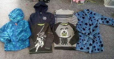 Fab Boys BUNDLE Of Clothes Age 4-5-6 years