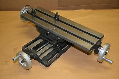 """Accura Milling Table 18-3/4"""" X 6"""" Compound Slide Table"""