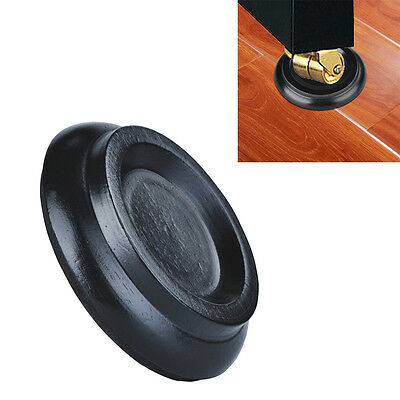Hardwood Material Piano Caster Cups Piano Pad Upright Piano Caster Cups