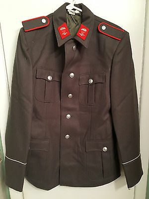 East German ArmyParatrooper Uniform Jacket Size SG-48