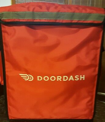 Food Delivery Bag Insulated Backpack
