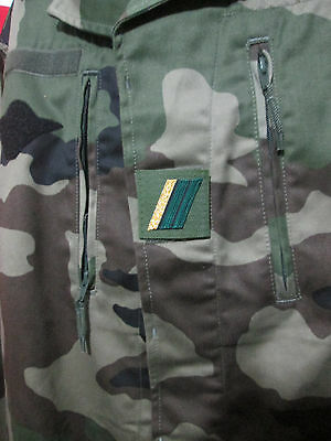 French Foreign Legion camo-cce-current patch regulary rank - caporal chef