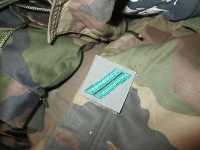 French Foreign Legion camo-CPL-current patch regulary rank - caporal