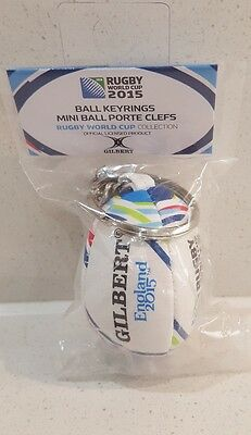 Rugby 2015 world cup keyring