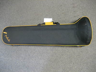 New Conn-Selmer Prelude Trombone case, with shoulder strap.