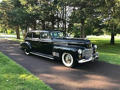 1941 Cadillac Other  1941 Cadillac Fleetwood series 75 Touring sedan limousine
