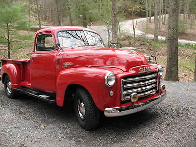 1949 GMC Other  1949 GMC Longbed Pickup 5 Window Custom Cab