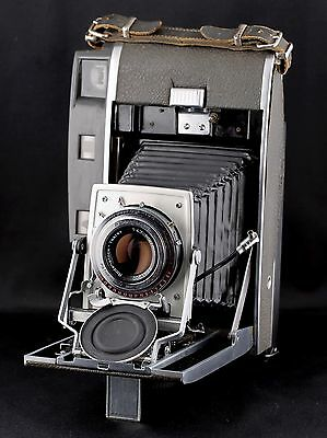 POLAROID 110A - PROFESSIONALLY CONVERTED to PACK FILM  - NEEDS SHUTTER FIX