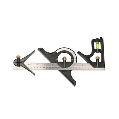 Combination Square Set 300mm TOLEDO Trade Quality Tools Engineering, Woodworking