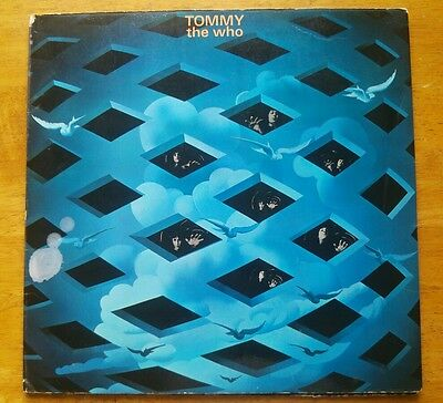 The Who - Tommy LP Vinyl | Numbered Booklet | Rare 1st UK Press | EX | 613 013/4