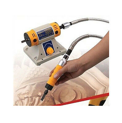 NEW 220v Electric Chisel Carving Tools Wood Chisel Carving Machine