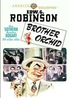 Brother Orchid [New DVD] Manufactured On Demand, Full Frame, Amaray Case, Subt