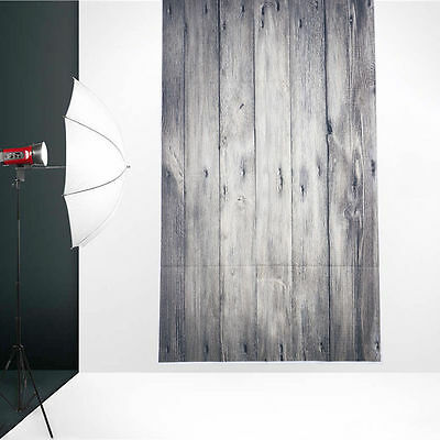 3x5ft Photography Backdrop Props Studio Background Photo Cloth Simulation Wood