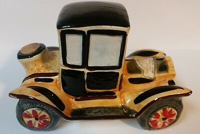 Borghini's One of A Kind Wine Collector's Car Decanter - Italy 1969 - Empty
