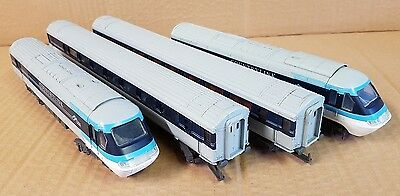 Lima InterCity XPT 4-piece Train Set in CountryLink Livery