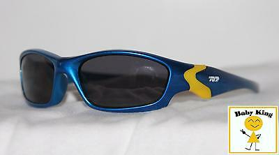 2nd Pair 50% Off - BabyKing-Kids UV Protect Blue Surf Style Sunglasses