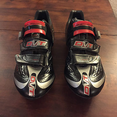 Scarpe DMT LIGHT TECH ciclismo bike shoes carbonio carbon 43