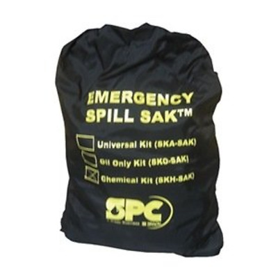 Sorbent Products Company 107807 Emergency Spill Portable Spill Kit