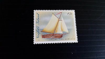 Norfolk Island 1998 Sg 683 Bicent Of The Circumnavigation Mnh