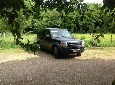 Land Rover Discovery  3 TDV6 S auto