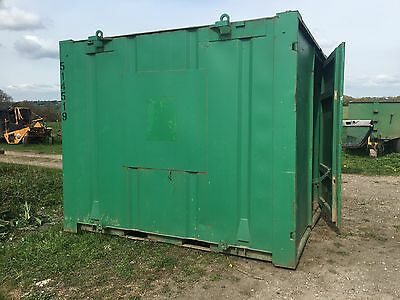10ft X 8ft Storage Unit Container, Shed
