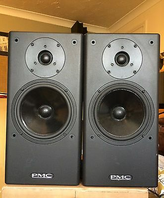 PMC TB2SA Active Studio Monitor Speakers - PMC Amps!
